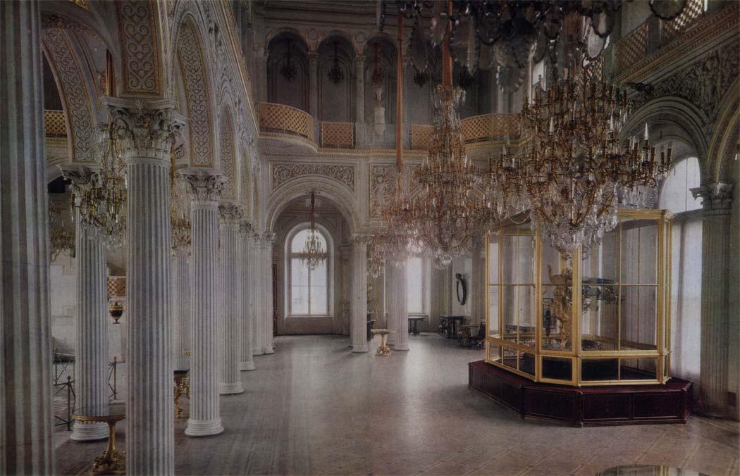 Павильонный зал. 1850-1858